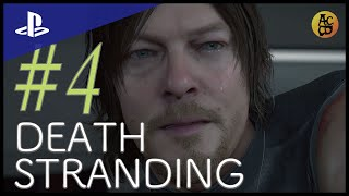 #4【DEATH STRANDINGデスストランディング】Sony Interactive Entertainment Inc 2019(PS4)1080p60fps