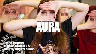 lady gaga aura original choreography