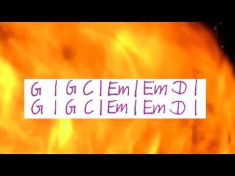 Chöre - Mark Foster - Lyrics and Chords - Campfire Version - Musikschach