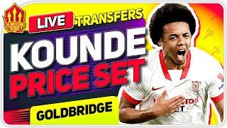 KOUNDE Transfer Price Set! Man Utd Transfer News