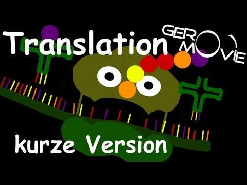 Translation Biologie GeroMovie (kurze Version)