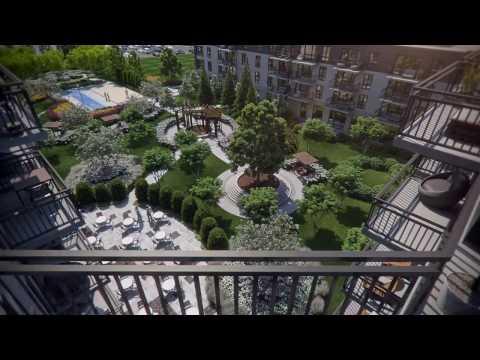 Visite virtuelle - Station Est, résidence pour retraités - Montréal