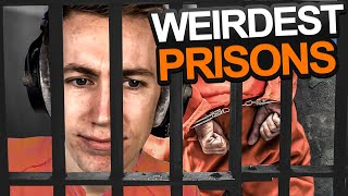 10 Weirdest Prisons You Won't Believe Exist!