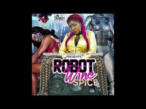 Spice - Robot Wine - June 2017