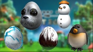 Event How to get * 5 eggs * in Antarctica-Roblox (22/47)