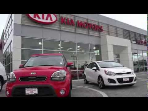 Kia Canada - District Parts & Service Manager