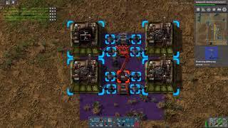 Factorio 0.16 Odcinek #19  - Roboportujemy bazę