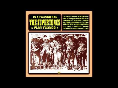 THE SUPERTONES PLAY TWANGO 2004 FULL ALBUM
