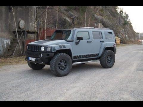 WrapZone Hummer H3 Alpha wrap