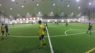 Inter 05 sininen - ÅIFK 05 kelt/keltamusta
