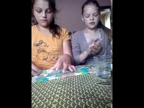 Солёное тесто в домашних