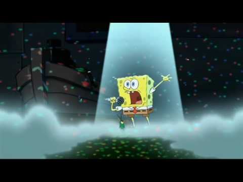 I Am The One song (sponge bob)
