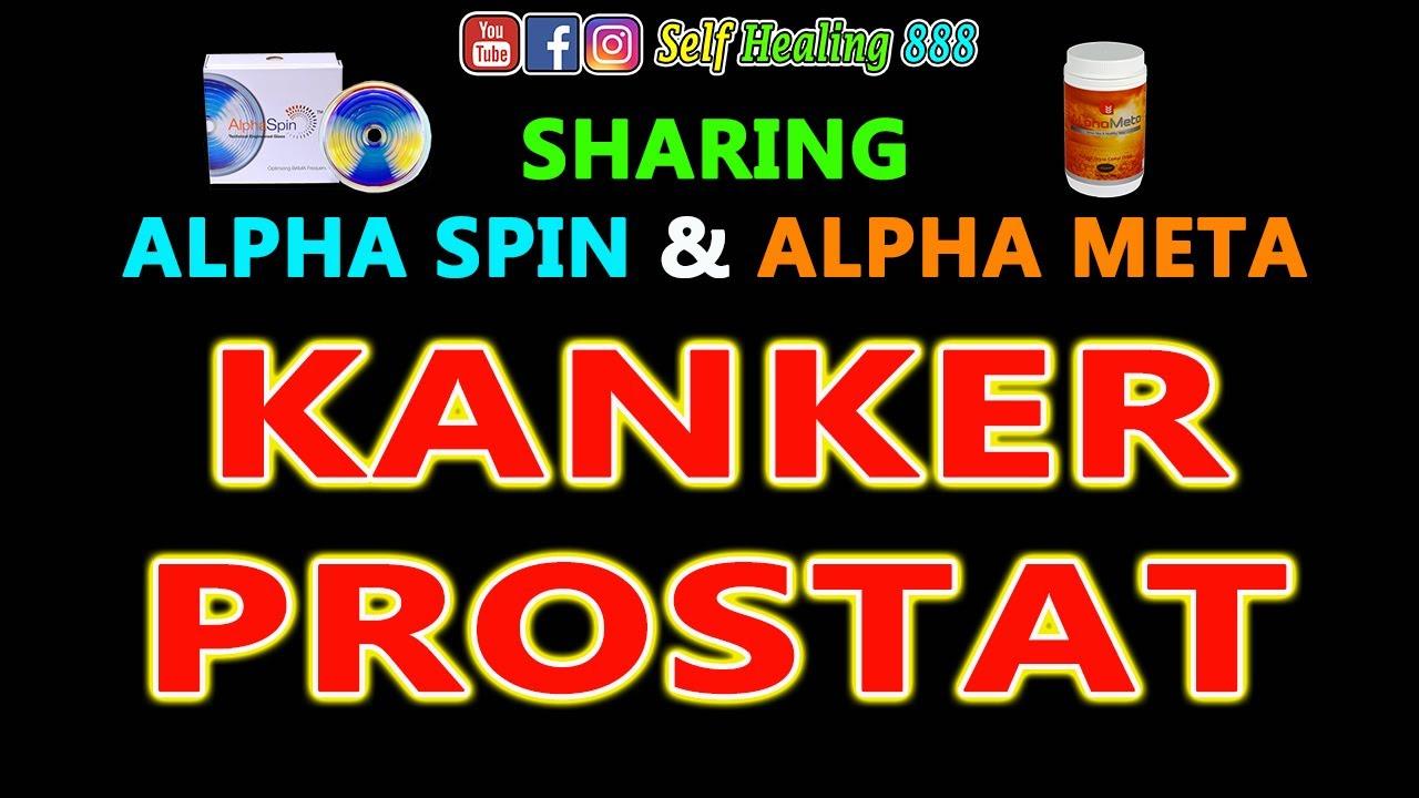 Kanker Prostat Stadium 4 - Testimoni Alpha Spin & Alpha ...