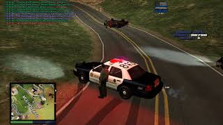 [LS-RP.io] LSSD Chases 90 | Tahoma Pursuit