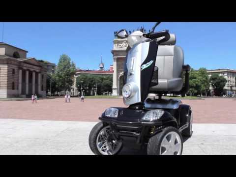 KYMCO McForest (15 Km/h) Elektromobil   MC Seniorenprodukte