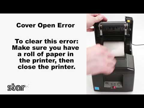 Common Error Conditions for Star Printers - YouTube