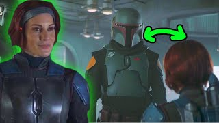 How Boba Fett Proved to Bo-Katan He Is a REAL MANDALORIAN!(Hidden Detail) - Star Wars Explained