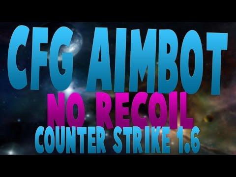 CFG AIMBOT NO RECOIL | COUNTER STRIKE 1.6