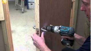 Tommy's Trade Secrets - How To Fit An Interior Door Handle