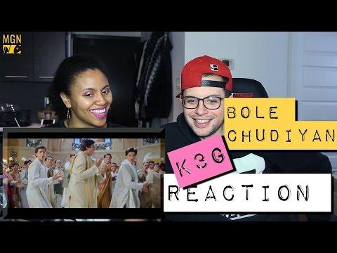 Bole Chudiyan - K3G - Amitabh, Shah Rukh, Kareena, Hrithik Reaction Pt.1