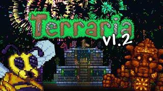 Playing Terraria 1.2 iฑ 2020.... to kill time until 1.4.1