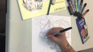 How to Draw - Fantastic 4