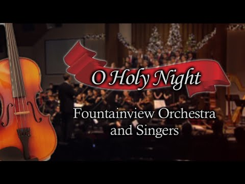 2014 Fountainview Academy Christmas Concert- FP1991