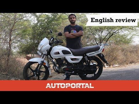 TVS Radeon English Review - Autoportal