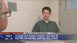 Jailhouse interview with Plano student accused of planning ISIS inspired attack
