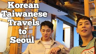 Korean and Taiwanese Travels t…
