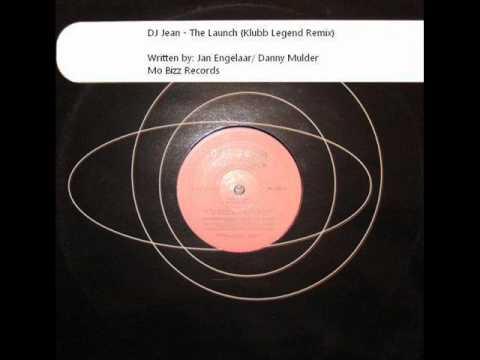 DJ Jean - The Launch (Klubb Legend Extended Remix)