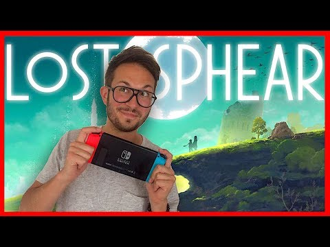 LOST SPHEAR, UN GRAND JRPG NINTENDO SWITCH, PS4 et PC ?