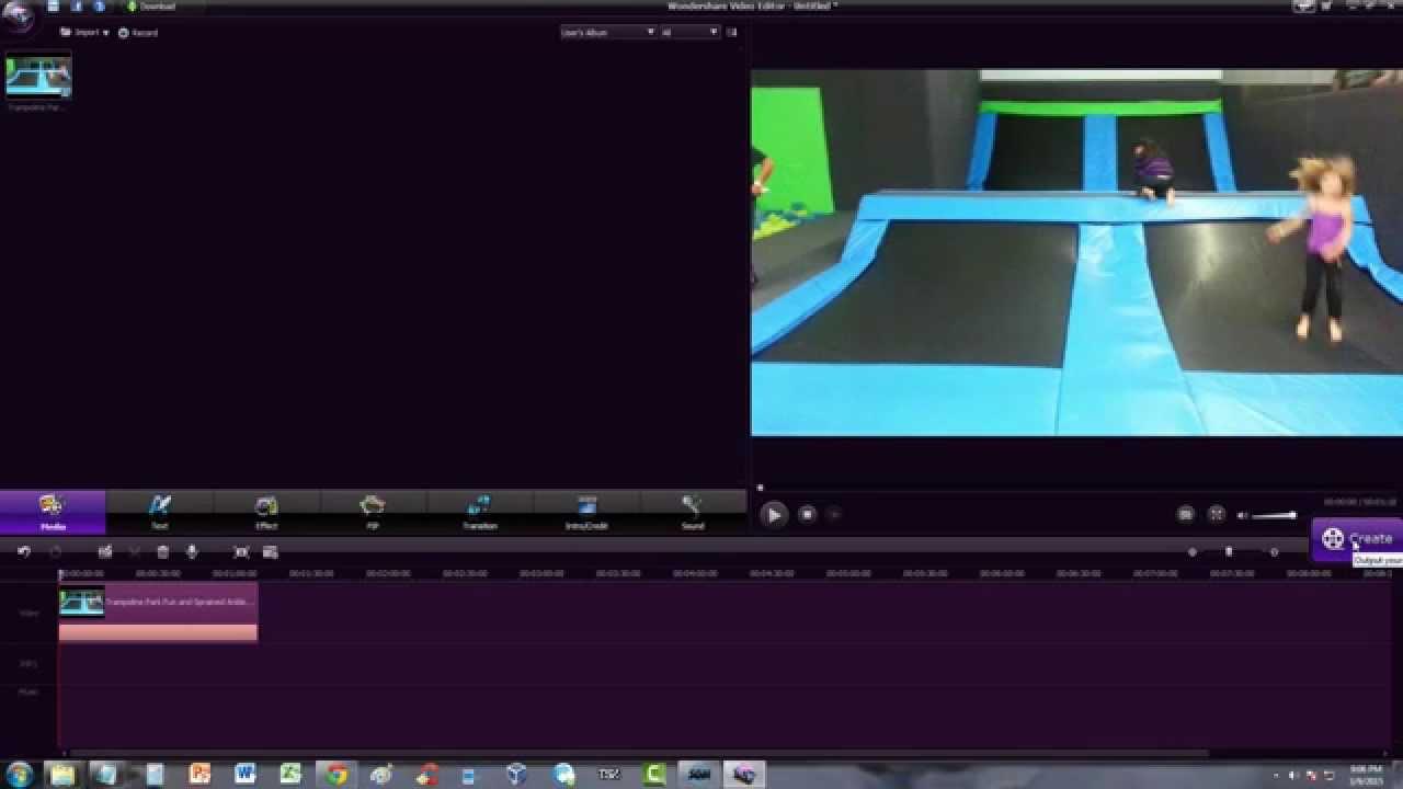 tutorial wondershare video editor pdf