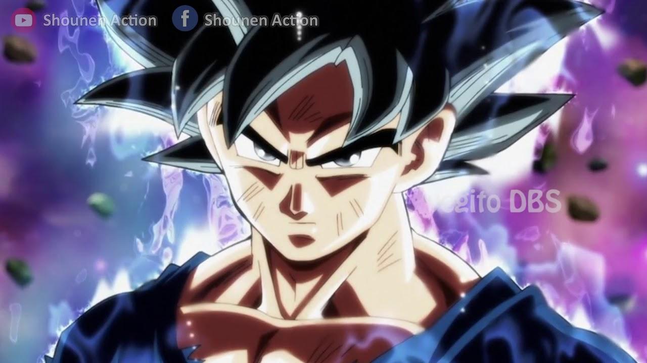 Hình ảnh mới về Goku Master Ultra Instinct trong Dragon Ball Super tập 129.vegito dbs