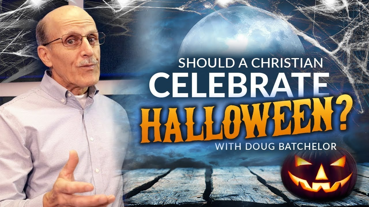 """Should a Christian Celebrate Halloween?"" with Doug Batchelor (Amazing Facts)"