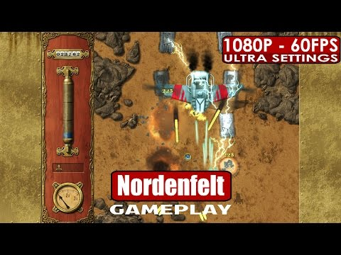 Nordenfelt gameplay PC HD [1080p/60fps]