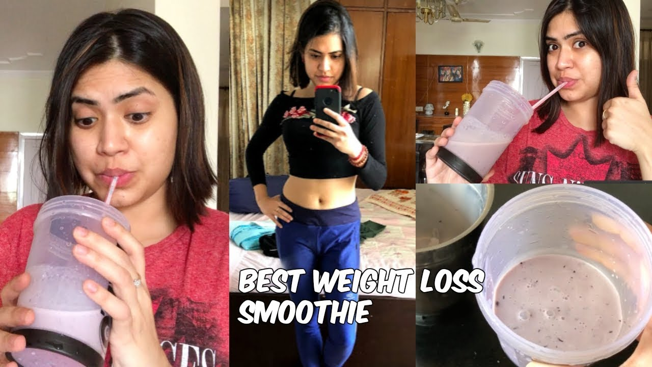 Best Weight Loss Smoothie Recipe For Summer Lose Belly Fat And Lose Weight With Summer Smoothie