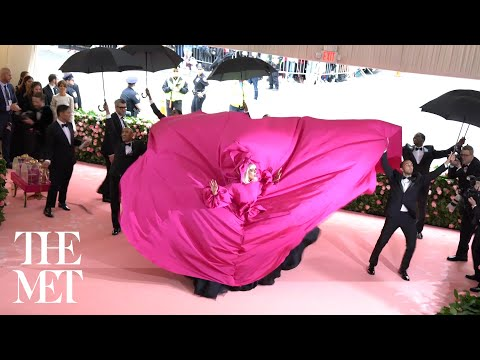2019 Met Gala Red Carpet Arrivals