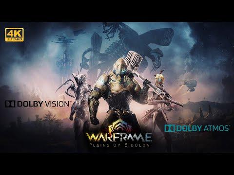 Warframe 2020 - 4K Cinematic Trailer in True Surround Sound   Dolby vision  