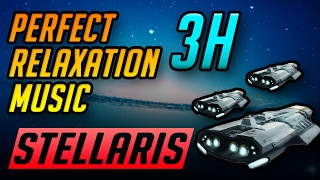 3 Hours of Relaxing Cosmos Music | Stellaris Full Soundtrack | HQ | Extended