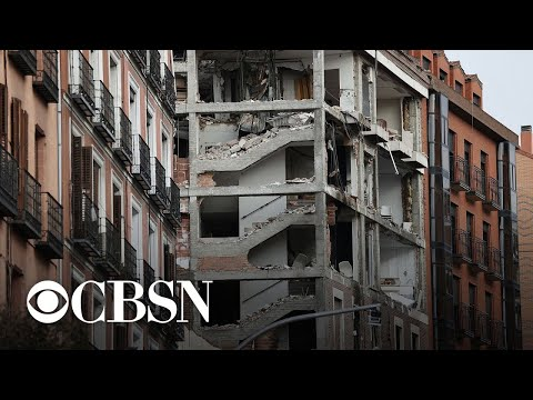 WorldView: Deadly gas explosion in Madrid; police chief removed in Philippines