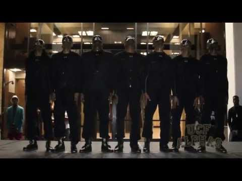 Xi Iota Chapter of Alpha Phi Alpha - Spring 2015 Probate