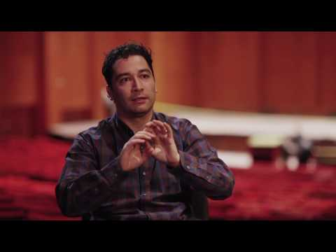 Andrés Orozco-Estrada talks about the Dvořák releases with the Houston Symphony