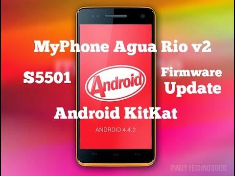 myphone agua rio fun v2 firmware