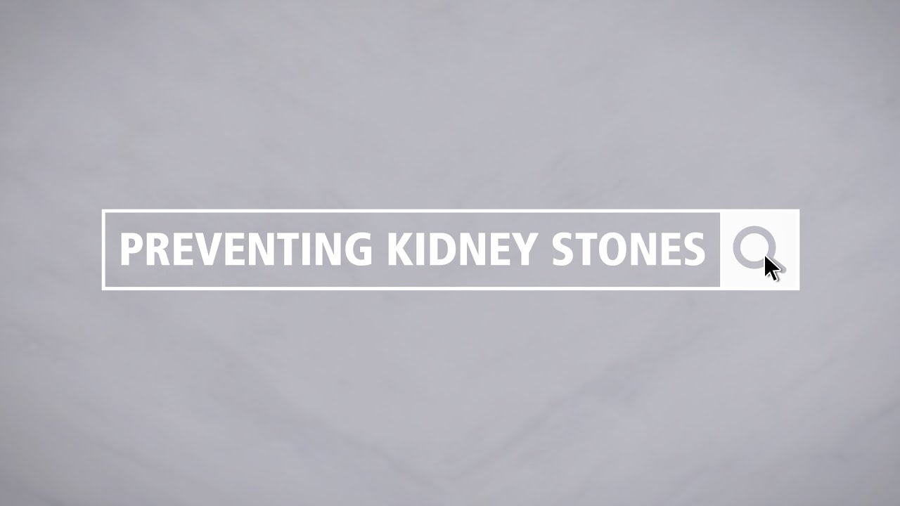 What are Kidney Stones? - Urology Care Foundation