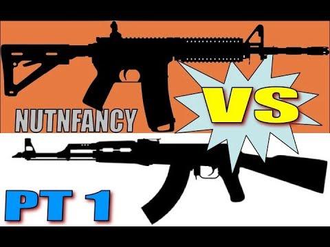 2018 AK vs AR Part 1- Nutnfancy