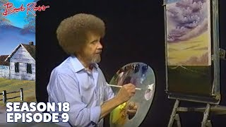 Bob Ross - Seascape Fantasy (Season 18 Episode 9)