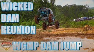WICKED DAM REUNION DAM JUMP WEST GEORGIA MUD PARK 2019