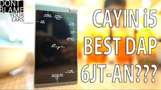 Cayin i5 Unboxing & review (Bahasa Indonesia)