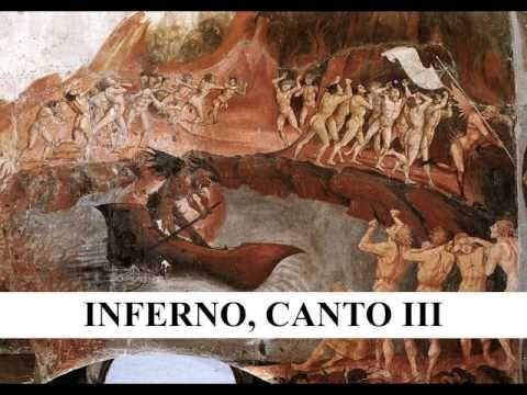The Divine Comedy in 2 minutes - Inferno, Canto III